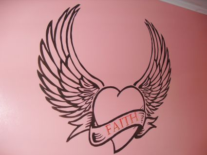 Angel Wings Tattoos Picture Design