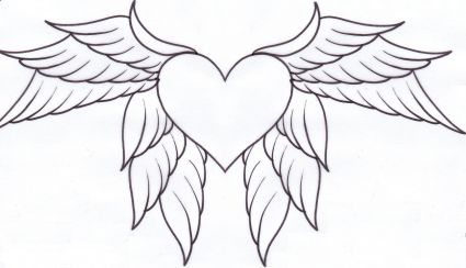Angel Wing Design Tattoos Angel Wings Back Tattoos