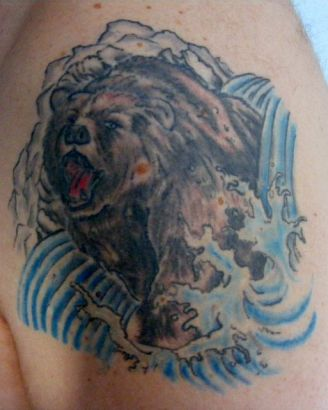 Bear Tattoos Pic
