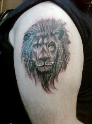 Lion Head Pics Tattoos || Tattoo from Itattooz