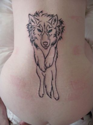 Wolf Images Of Tattoo