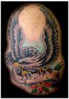 eagle images tattoos