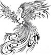 phoenix picture free tattoo