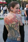 Full Body Tattoo for women