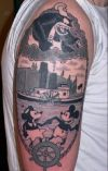 micky mouse tattoos idea
