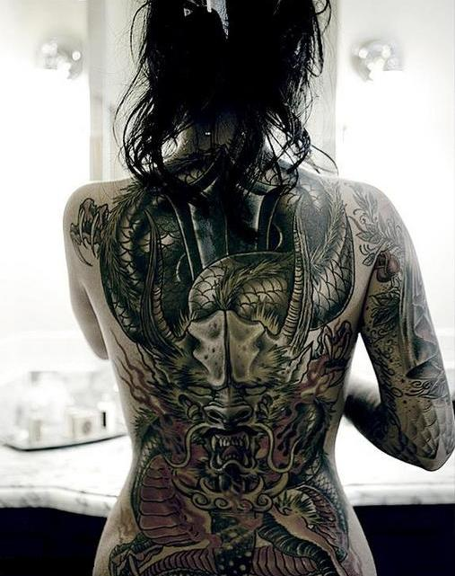 Brittanya Razavi Tattoos