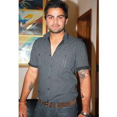 Virat Kohli Arms Tattoo