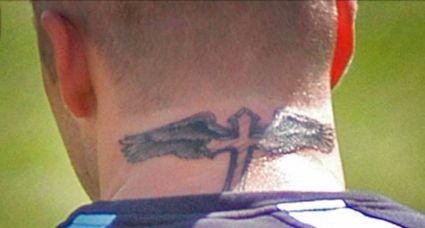beckham neck tattoos design tattoo from itattooz