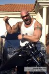 goldberg arm and biceps tattoo