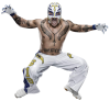 rey mysterio arms tattoos design