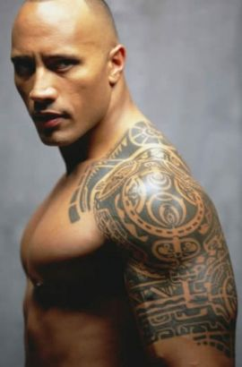 the rock shoulder and arm tattoos tattoo from itattooz. Black Bedroom Furniture Sets. Home Design Ideas