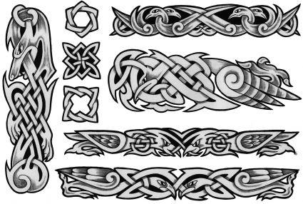 celtic tattoos image tattoo from itattooz. Black Bedroom Furniture Sets. Home Design Ideas
