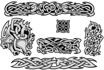 Celtic Tattoos Images