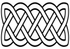 celtic knot tattoos pic