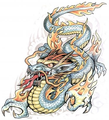 chinese dragon tattoo design tattoo from itattooz. Black Bedroom Furniture Sets. Home Design Ideas