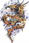 chinese dragon pic tattoos free