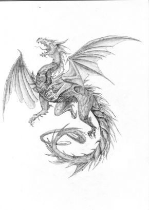 flying dragon pic free tattoo tattoo from itattooz