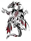 dragon free pic of tattoo
