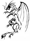 dragon pic free tattoos