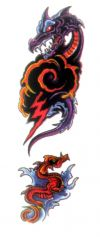 dragon pics free tattoo