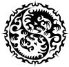 tribal dragon tats pics