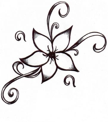 flower tattoos on back tattoo lettering freedom flower tattoo stencils free worlds best. Black Bedroom Furniture Sets. Home Design Ideas