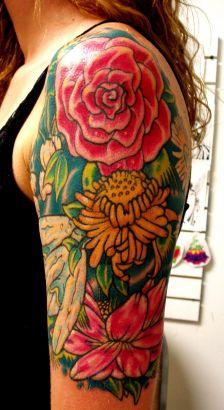Hibiscus Tattoo On Back 65 Beautiful Flower Designs Lt 3