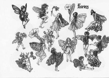 girls fairy tattoo gallery tattoo from itattooz. Black Bedroom Furniture Sets. Home Design Ideas