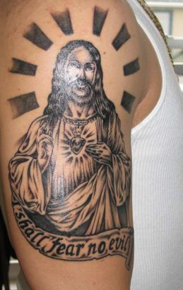 Jesus Tats Images For Man