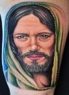 jesus tattoo pictures
