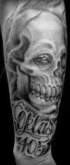 skull tats pics design
