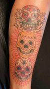 tats of skulls
