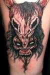 demon tattoo images