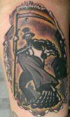 grim reaper tattoo image