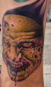 Zombie Tattoos Designs