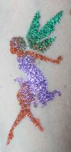 glitter fairy tattoos pics