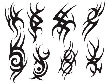 tribal pics of tattoos tattoo from itattooz. Black Bedroom Furniture Sets. Home Design Ideas