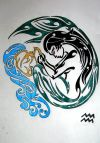 aquarius tattoos image