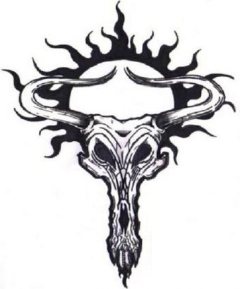 Aries Tattoo Designs Free