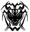 taurus zodiac tattoo pic