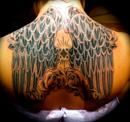 Angel Wings Images Pics Tattoos Design Gallery Tattoo From Itattooz