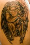 Angel image design picture tattoos gallery