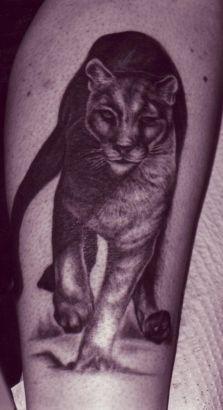 Big Cat Tattoos Design