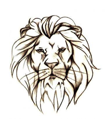 lion head free tattoo design tattoo from itattooz. Black Bedroom Furniture Sets. Home Design Ideas