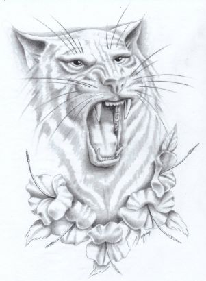 White Tiger Tattoo Tattoo From Itattooz