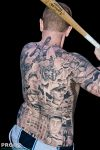 Pasco baseball fan\'s tattoos tell story of America\'s pastime