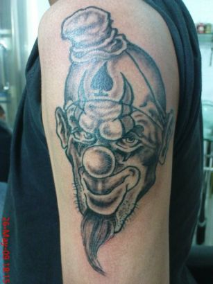 joker tattoo design tattoo from itattooz. Black Bedroom Furniture Sets. Home Design Ideas