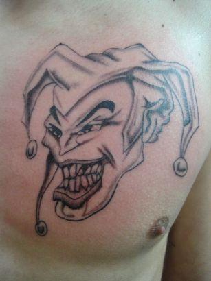 Joker Tattoos Design