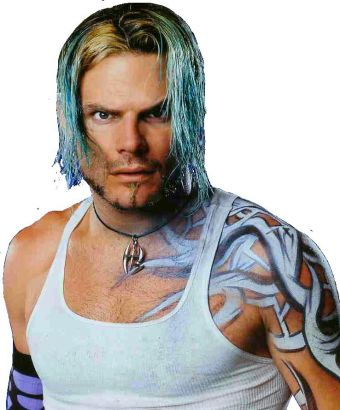 Jeff Hardy Temporary Tattoo