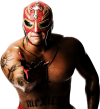 rey mysterio right arm tattoo